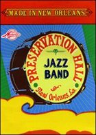PRESERVATION HALL JAZZ BAND The Hurricane Sessions album cover