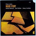 PRINCE LASHA Inside Story album cover