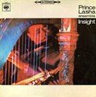 PRINCE LASHA Insight album cover