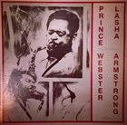 PRINCE LASHA Prince Lasha Featuring Webster Armstrong album cover