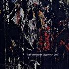 RAF VERTESSEN Raf Vertessen Quartet : Loi album cover