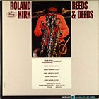 RAHSAAN ROLAND KIRK Reeds and Deeds album cover
