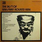 RAHSAAN ROLAND KIRK The Best of Rahsaan Roland Kirk album cover
