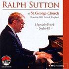 RALPH SUTTON At St. George Church album cover