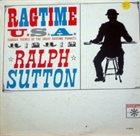 RALPH SUTTON Ragtime USA album cover