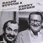 RALPH SUTTON Ralf Sutton & Kenny Davern : Trio vol.2 album cover