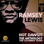 RAMSEY LEWIS Hot Dawgit: The Anthology, The Columbia Years album cover