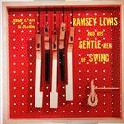 RAMSEY LEWIS Ramsey Lewis And His Gentlemen Of Swing album cover