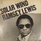 RAMSEY LEWIS Solar Wind album cover