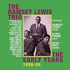 RAMSEY LEWIS The Early Years 1956-59 album cover