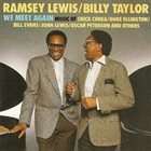 RAMSEY LEWIS We Meet Again (with Billy Taylor) album cover