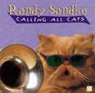 RANDY SANDKE Calling All Cats album cover