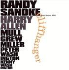 RANDY SANDKE Cliffhanger album cover