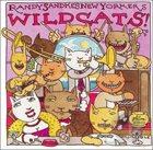 RANDY SANDKE Wild Cats! album cover