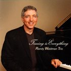 RANDY WALDMAN Timing Is Everything album cover