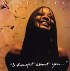 RANEE LEE I Thought About You album cover