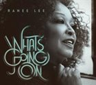 RANEE LEE What's Going On album cover
