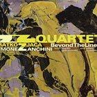RATKO ZJAČA ZZ Quartet : Beyond The Lines album cover