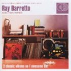 RAY BARRETTO Acid / Hard Hands album cover
