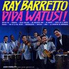 RAY BARRETTO Viva Watusi! album cover