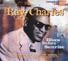 RAY CHARLES Blues Before Sunrise album cover