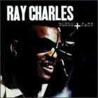 RAY CHARLES Blues + Jazz album cover