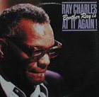 RAY CHARLES Brother Ray is at it again! album cover