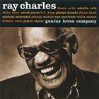 RAY CHARLES Genius Loves Company album cover