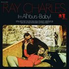 RAY CHARLES I'm All Yours--Baby! album cover