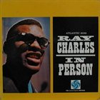 RAY CHARLES In Person album cover
