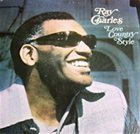 RAY CHARLES Love Country Style album cover