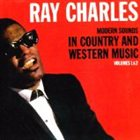 RAY CHARLES Modern Sounds in Country and Western Music Volumes 1 & 2 album cover