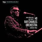 RAY CHARLES Ray Charles Orchestra - Zurich 1961 - Swiss Radio Days Vol. 41 album cover