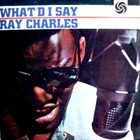 RAY CHARLES What'd I Say album cover
