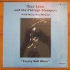 RAY LINN Empty Suit Blues album cover