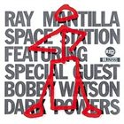 RAY MANTILLA Dark Powers album cover