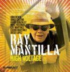 RAY MANTILLA High Voltage album cover