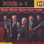 REBECCA KILGORE BED Four + 1 album cover