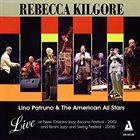 REBECCA KILGORE Live At Jazz Ascona Festival 2001 & Rimini Jazz Festival 2008 album cover