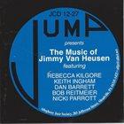 REBECCA KILGORE The Music Of Jimmy Van Heusen album cover