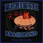 REBIRTH BRASS BAND 25th Anniversary album cover