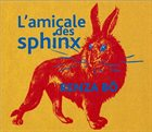 RENZA BÔ L'amicale Des Sphinx album cover