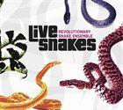 REVOLUTIONARY SNAKE ENSEMBLE Live Snakes album cover
