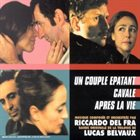 RICCARDO DEL FRA Un couple épatant / Cavale / Après la vie album cover
