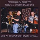 RICH HALLEY Live at the Penofin Jazz Festival album cover