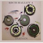 RICH HALLEY Rich Halley 4: Eleven album cover