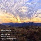 RICH HALLEY Rich Halley, Matthew Shipp, Michael Bisio, Newman Taylor Baker : Terra Incognita album cover