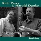 RICH PERRY Rhapsody album cover