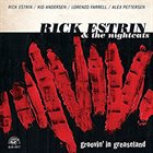 RICK ESTRIN AND THE NIGHTCATS Groovin' In Greaseland album cover