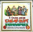 ROBERT CRUMB Number Two (aka Chasin' Rainbows) album cover